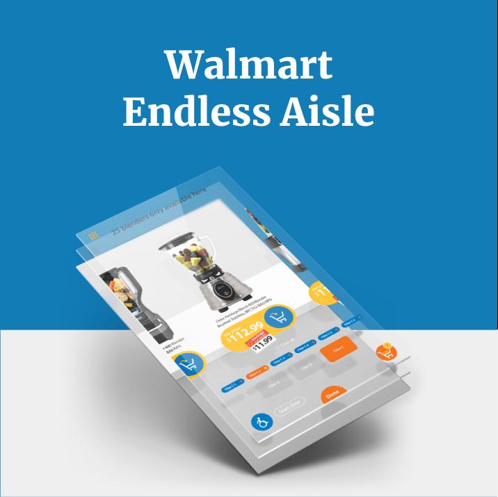 Walmart Endless Aisle